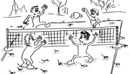 Ruční tenis